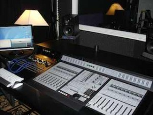 Recording Studio B Avid Digidesign Protools at Post Pro Recording Studio Video Transfer & Duplication in Raleigh NC