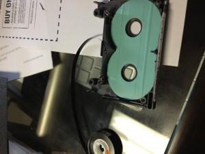 Repair - Split in Tape