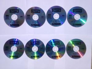 8 DVD Set