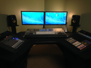 Studio C - Video Edit Suite at Post Pro Recording Studio Video Transfer & Duplication in Raleigh NC
