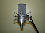 Audio-Technica 4033a Microphone