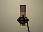 AKG Solid Tube Microphone